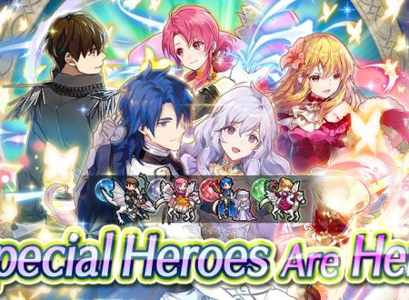 Fire Emblem Heroes: ora disponibili gli eroi speciali: Vivere un sogno, atto secondo