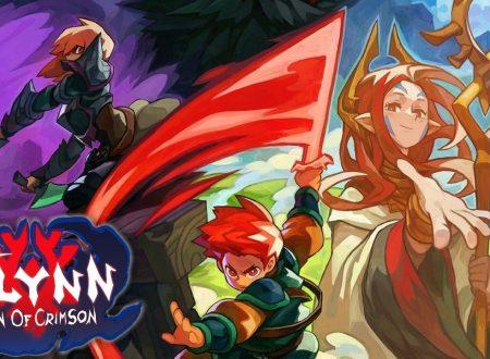Flynn: Son of Crimson, uno sguardo in video al titolo dai Nintendo Switch europei