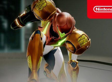 Metroid Dread: pubblicato un nuovo video commercial americano