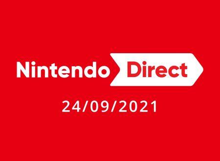Nintendo Direct: annunciata una nuova presentazione in arrivo il 24 settembre