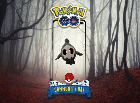 Pokèmon GO: Duskull sarà il protagonista del Community Day di ottobre 2021