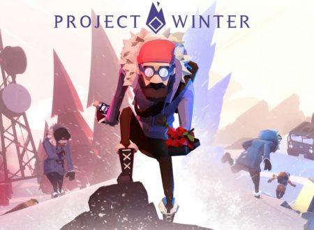 Project Winter: uno sguardo in video al titolo dai Nintendo Switch europei