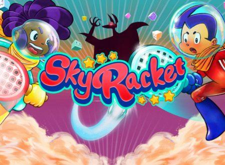 Sky Racket: uno sguardo in video al titolo dai Nintendo Switch europei