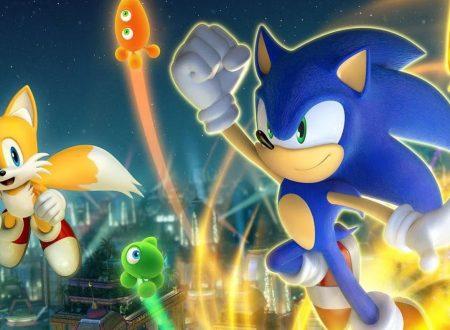 Sonic Colors: Ultimate, pubblicato un video comparativo tra le versioni Wii, PS4 e Nintendo Switch