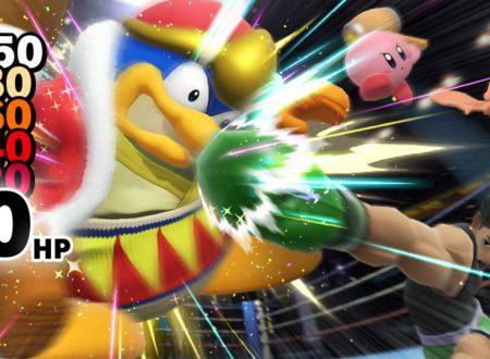 Super Smash Bros. Ultimate: svelato l'arrivo del torneo: Con grinta