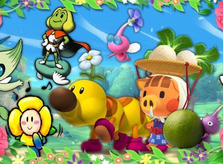 Super Smash Bros. Ultimate: svelato l'arrivo dell'evento degli spiriti: Pollice verde