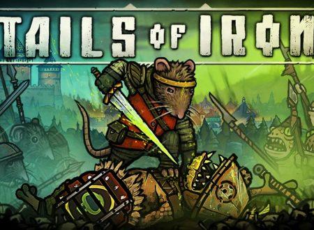 Tails Of Iron: uno sguardo in video al titolo dai Nintendo Switch europei