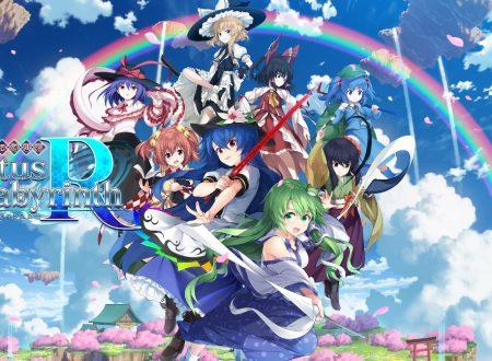 Touhou Genso Wanderer: Lotus Labyrinth, il titolo è in arrivo il 30 settembre su Nintendo Switch