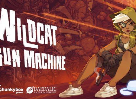 Wildcat Gun Machine: il titolo in arrivo nel 2021 sull'eShop di Nintendo Switch