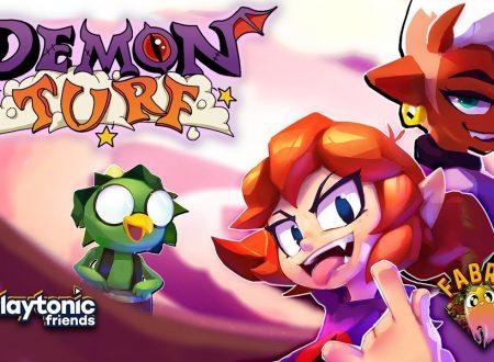 Demon Turf: pubblicato un nuovo trailer dedicato al titolo su Nintendo Switch