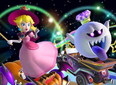 Mario Kart Tour: ora disponibili Re Boo e Peach Halloween nel tubo in evidenza del Tour Autunnale