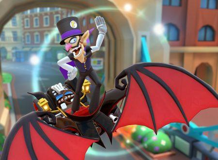 Mario Kart Tour: uno sguardo in video gameplay al nuovo Tour di Halloween, ora disponibile