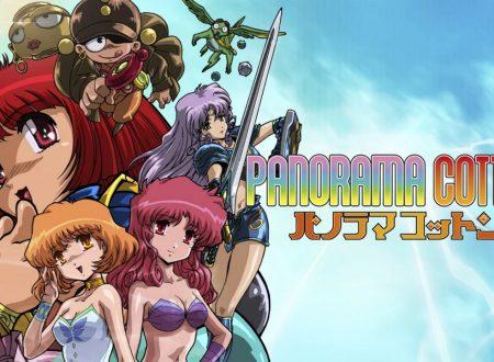 Panorama Cotton: il titolo annunciato per l'arrivo il 29 ottobre su Nintendo Switch