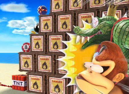 Super Smash Bros. Ultimate: svelato l'arrivo del torneo: Scherzare col fuoco