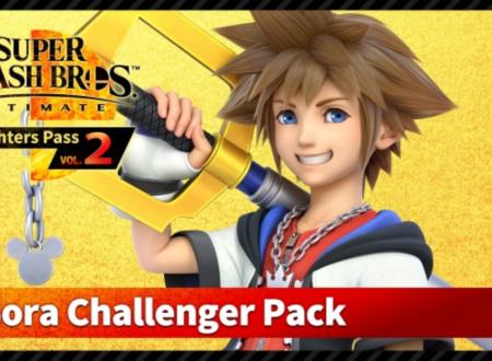 Super Smash Bros. Ultimate: uno sguardo in video al DLC di Sora da Kingdom Hearts su Nintendo Switch