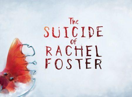 The Suicide of Rachel Foster: il titolo in arrivo il 31 ottobre sull'eShop di Nintendo Switch